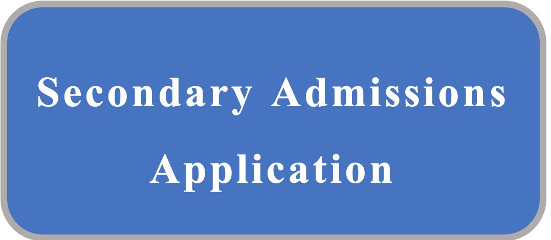 Secondary Admission Application